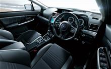 [マイナーチェンジ]スバル・レヴォーグ/WRX S4  発売から3年経過で大幅改良実施。