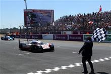 Le Mans 2017 porsche