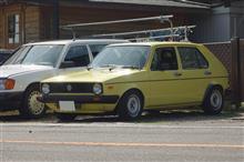 最近見かけた、ちょっと旧い(珍しい)車たち