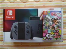 Nintendo Switch スプラトゥーン2
