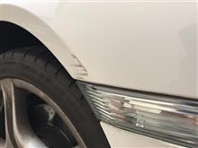 スポーツカーの事故!!