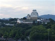 姫路に到着!!明日からイベントです!