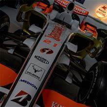 【ドニントン・パーク】Force India VJM01 2008