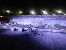 夕涼みサイクリング(笑)
