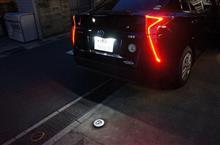 トヨタ プリウス【50系】アルファード/ヴェルファイア【30系】用ナンバー灯予約販売開始!