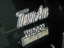 1979年式初代タウンエースワゴン・カスタムエクストラ。
