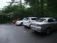 軽井沢に行きました。