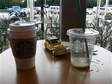 土曜日はFiat de morningCafe@都築PAに行ってきました♪