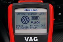 VAG405使い方その1