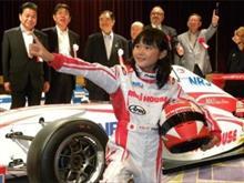 11歳のF4レーサー