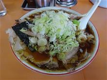 新潟長岡の生姜醤油ラーメンを食す。
