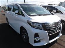 今週の買取車両【アルファード2.5S CPKG】