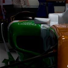 【ドニントン・パーク】Force India VJM03 2010