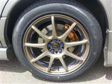 ピレリのタイヤで困ってます。