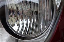 シルバ-ウィングのヘッドライトバルブ交換