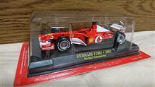 「アシェット」フェラーリF1その14