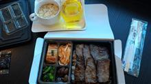ある日の昼御飯31 空港で食べるささやかな贅沢