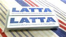 LATTAステッカー