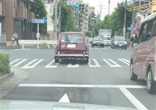 VW 1600だったと思います