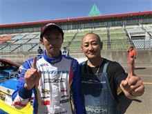 表彰台独占!:GAZOO Racing 86/BRZ Race 十勝