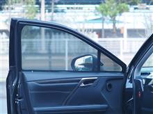 LEXUS RX450h/RX200t 車種専用サンシェード販売開始