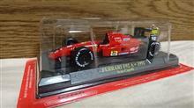 過去のフェラーリF1ミニカー