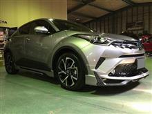 トヨタ初EV車C-HRベース、2022年に投入? プロテクタ