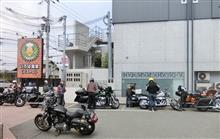 ハーレー神戸 7月度「かつめし」ショートツーリング @ 加古川【いろは食堂】