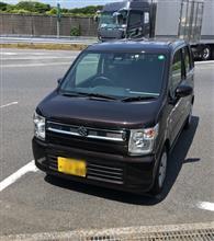 レンタカー日記#38 スズキ/ワゴンR