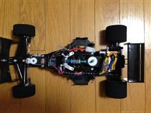 ラジコン F1おもしれーわ
