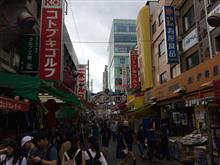 上野御徒町散歩