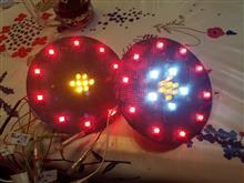 LED発光テール試作第1号のその後…