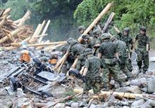 平成29年7月九州北部豪雨に係る災害派遣について (19時00分現在)