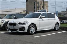 REMUSキャンペーンエントリー BMW F20 118 如何でしょうか。