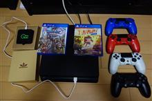 PS4&DQ11ゲット~!