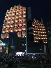 【祭】秋田 竿頭祭