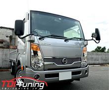 日産 アトラス 3.0 ディーゼルトラック TDI Tuningインプレ頂きました