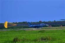 松島基地航空祭 F-2機動飛行予行
