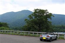 栗駒山ツーリング