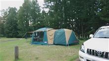 快適キャンプでした♪。