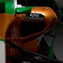 【ドニントン・パーク】Force India VJM04 2011