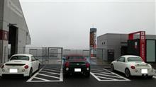 富士スピードウェイでのパレードランに参加しました