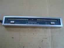 ☆ パイオニア ロンサムカーボーイ レベルインジケーター RD-150 LED再取替