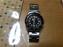 腕時計のリペア