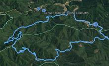 DA BOMB で行く 裏山サイクリング