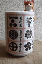 号外 ¥100円ショップに居た定吉