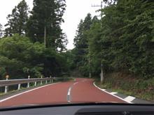 テスト走行  in東秩父⛰