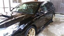 洗車とブリスの効果