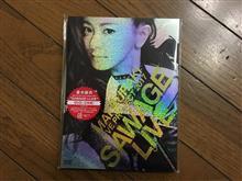 """「Mai Kuraki Live Project 2017 """"SAWAGE☆LIVE""""」DVD着♪"""