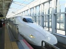 岡山駅なう。